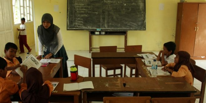 Potret Pendidikan Persekolahan